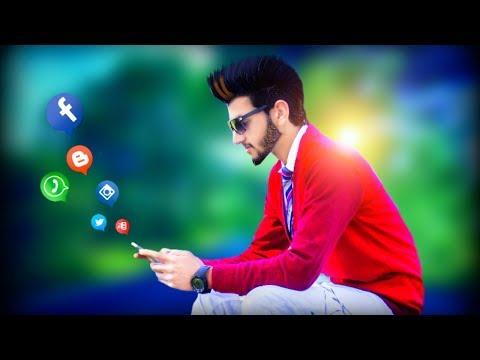 Picsart new editing | Picsart social networking manipulation | cb editing | alone boy manipulation