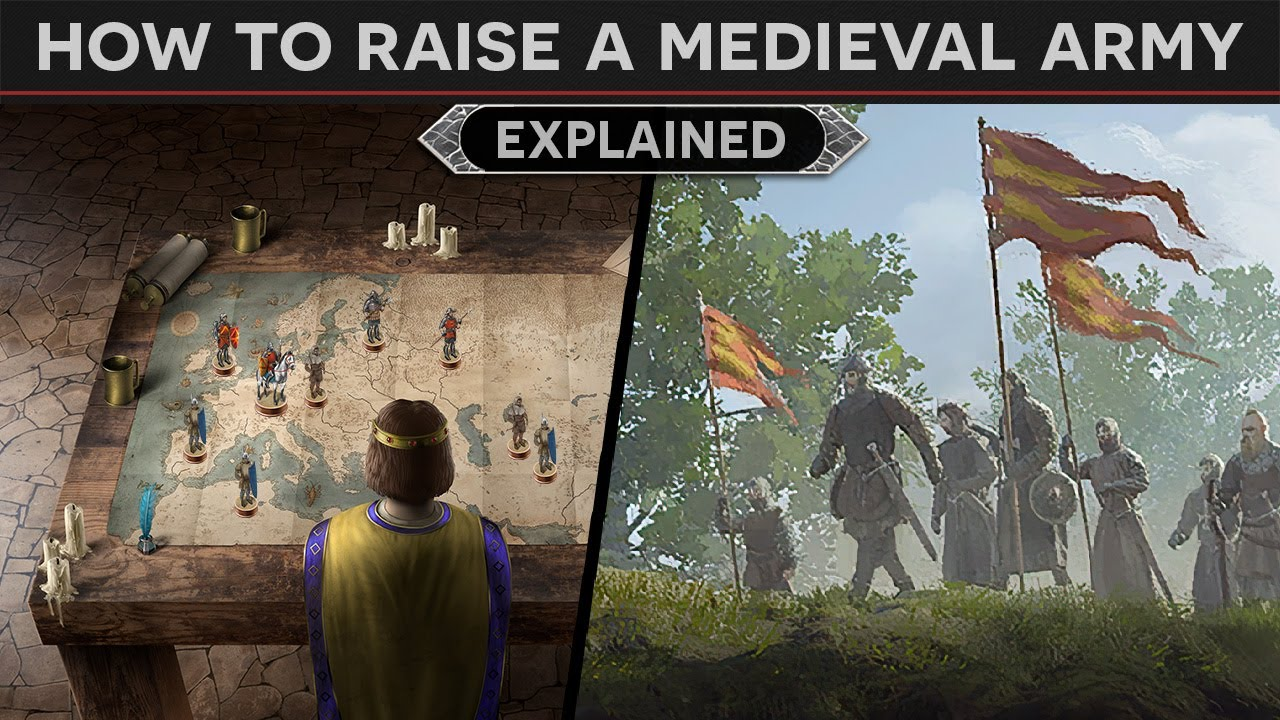 How to Raise a Medieval Army DOCUMENTARY