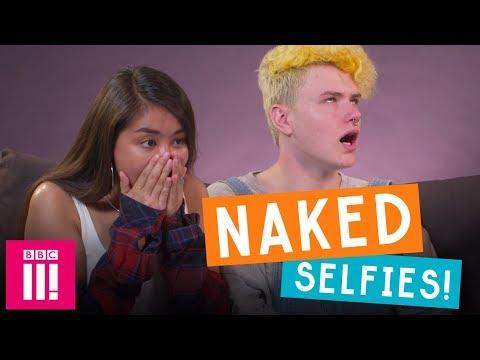 Naked Selfies - What's The Big Deal? | Teensplain This