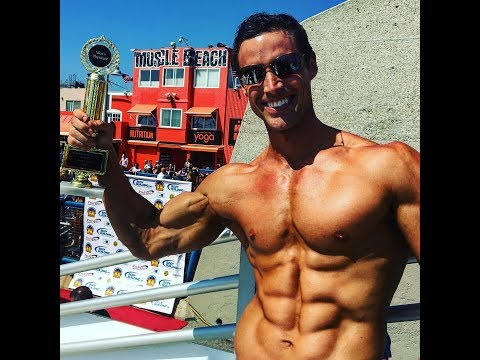 Kevin Caliber Mr  Muscle Beach Shout Out 2018
