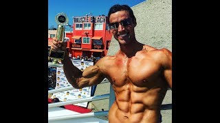 Baixar Kevin Caliber Mr  Muscle Beach Shout Out 2018