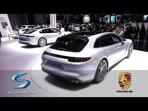 Auto China 2017 / Shanghai - Porsche