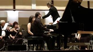 Александр Цфасман. Сюита для фортепиано с оркестром. 1