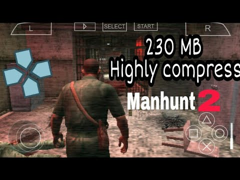 [230MB] Manhunt 2 Download || Highly Compress File || PPSSPP || Android Game Tech
