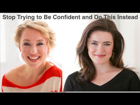 Stop Trying To Be Confident And Do This Instead: Glimpse TV With Tara Mohr, Playing Big