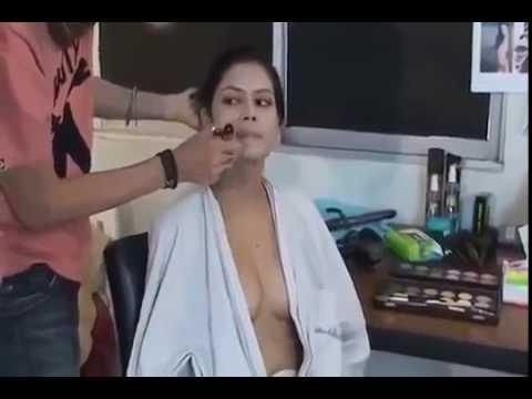 Hot Bollywood Actress Full body Makeup | hot scene thumbnail