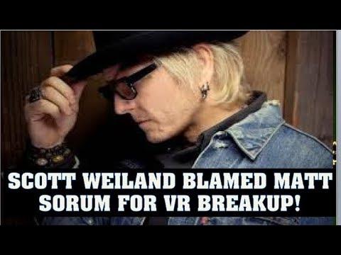 Guns N' Roses News: Scott Weiland Blamed Matt Sorum For Velvet Revolver Break Up