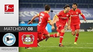 Arminia Bielefeld - Bayer 04 Leverkusen | 1-2 | Highlights | Matchday 8 – Bundesliga 2020/21