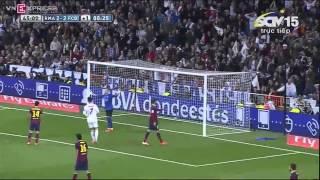 Đại chiến Real - Barca và những quả phạt đền gây tranh cãi