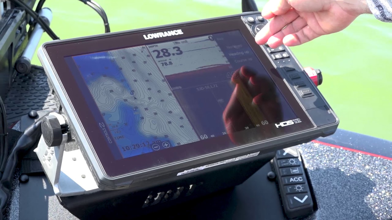 Most Important Tool for your Electronics and Ledge Fishing- Lowrance Point 1