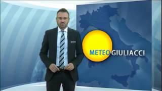 Previsioni meteo per venerdì 7 settembre: temporali al Centronord