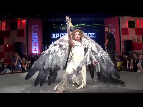 CCXP 2018 - Desfile Cosplay Sabado