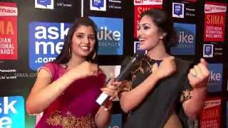 Amala Paul Dance On Mass Number Promo  | SIIMA 2015