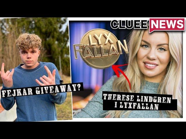 YOUTUBER RISKERAR ATT BLI HEMLÖS #Clueenews FEJKAR LUDDZE SIN GIVEAWAY?