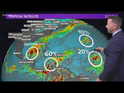 Forecast: Tropical Storm