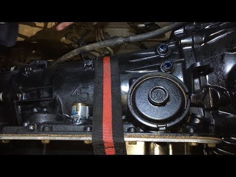 Installing 4L60-E Transmission In Chevy Tahoe 5.3