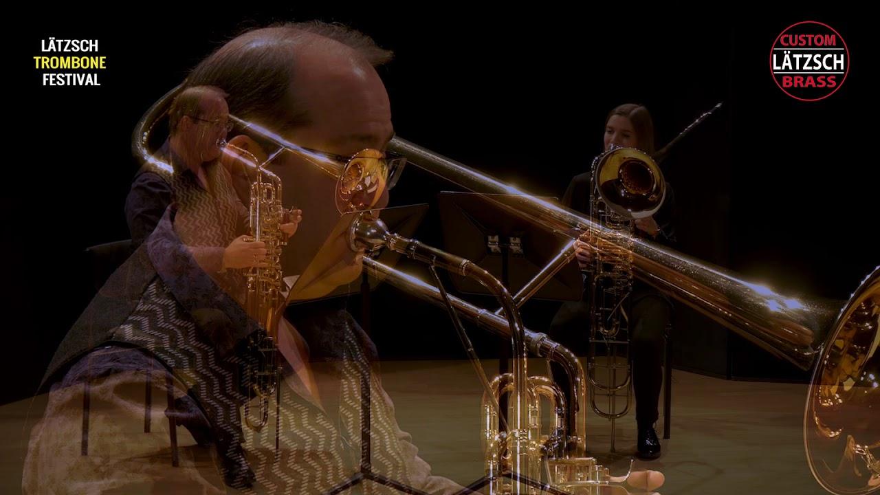 Dave Kutz Lätzsch Cimbasso Artist & Lätzsch Trombone Festival 2018