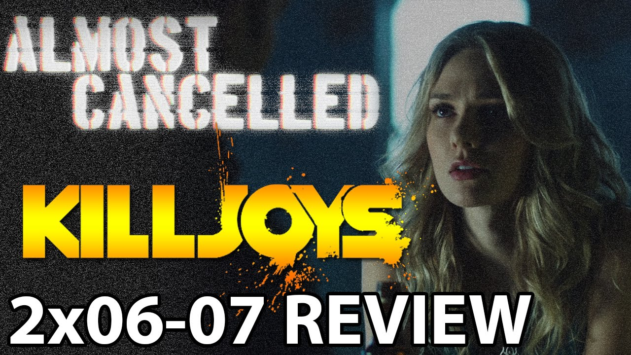 Download Killjoys Season 2 Episode 6 'I Love Lucy ' & Episode 7 'Heart-Shaped Box' Review