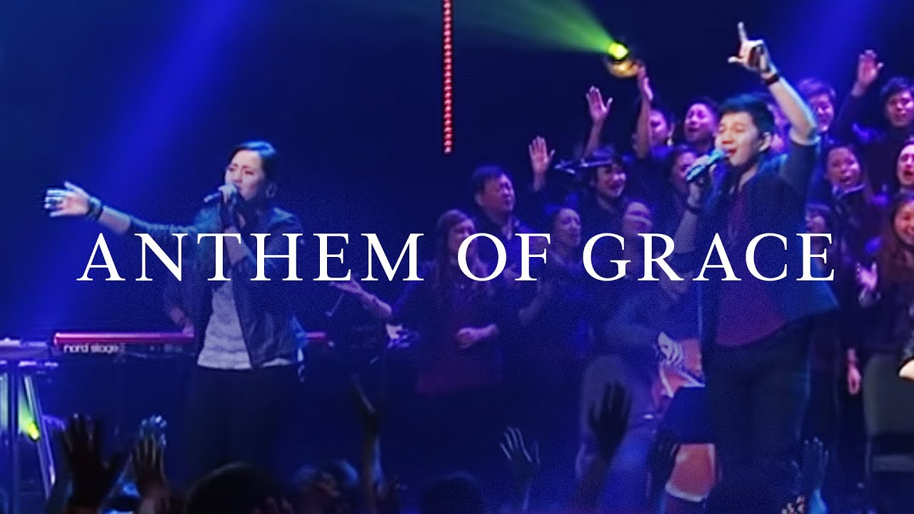 Anthem of Grace by New Creation Worship