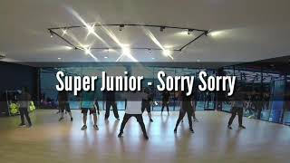 [ Exercise Dance ] Sorry Sorry - Super Junior