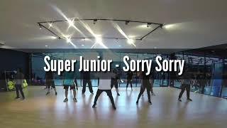 Gambar cover [ Exercise Dance ] Sorry Sorry - Super Junior