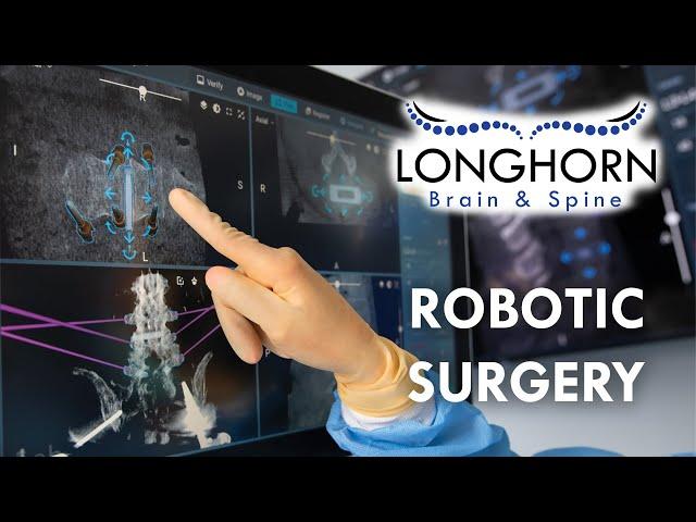Longhorn Brain and Spine - Robotics