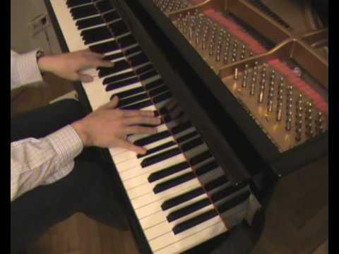 Silent Hill - Alessa's Harmony on Piano
