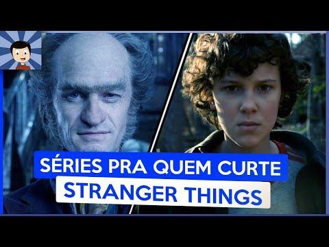 4 SÉRIES PRA QUEM CURTE STRANGER THINGS!