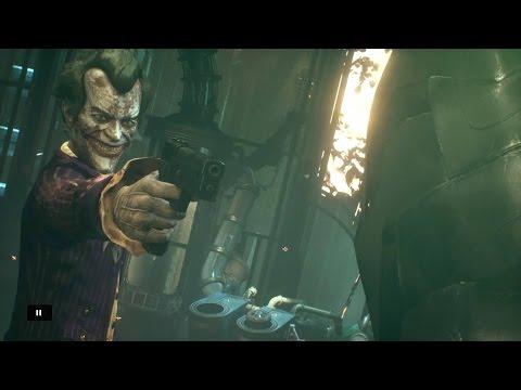 Batman Arkham knight - Reaccion Al Joker