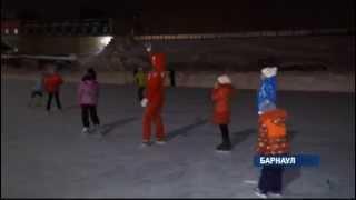 Сюжет «Фигурное катание» 11.02.15 (16+)(Более 20 юных фигуристов Барнаула остались без места для тренировок и «кочуют» от одного катка к другому...., 2015-02-12T06:36:35.000Z)