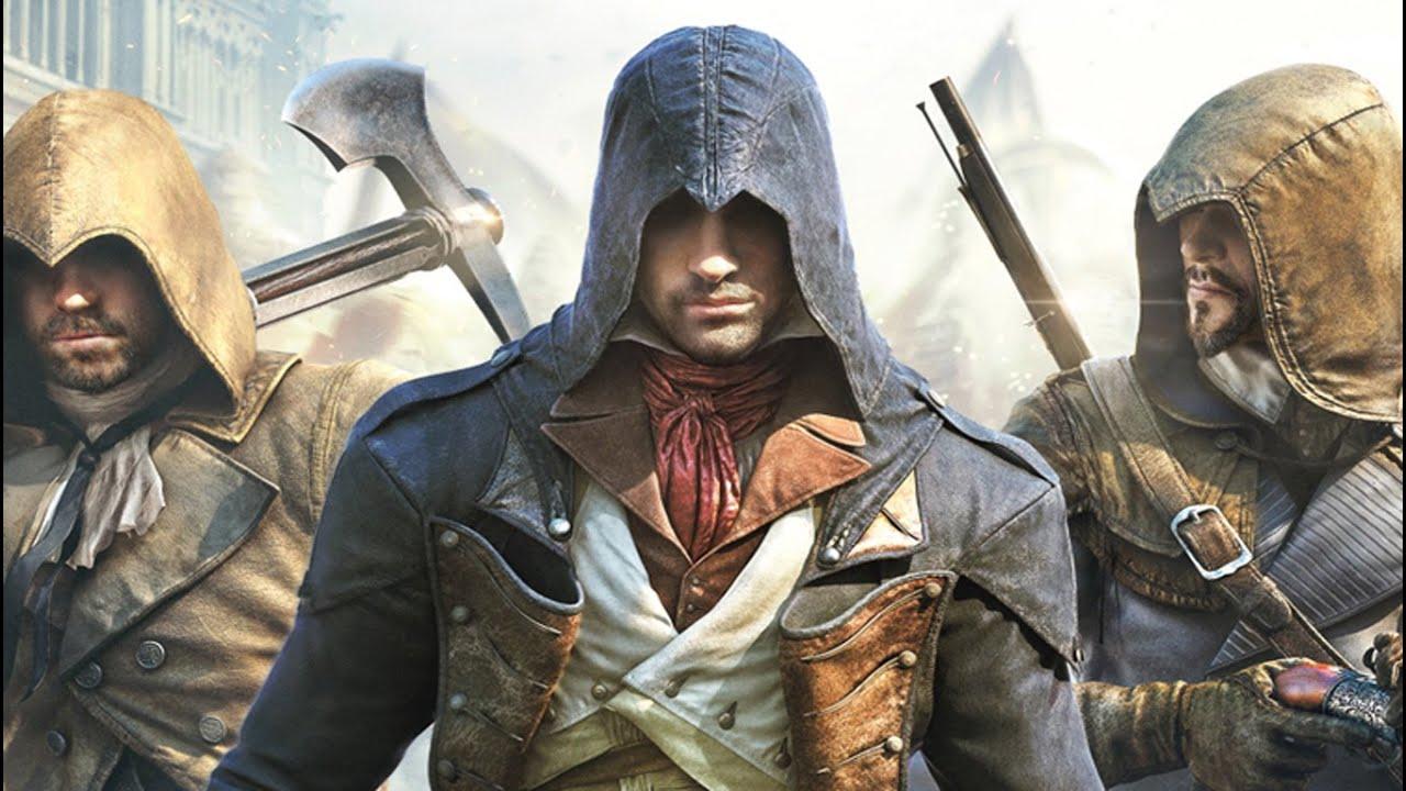 Assassins Creed Unity Pelicula Completa Español - YouTube
