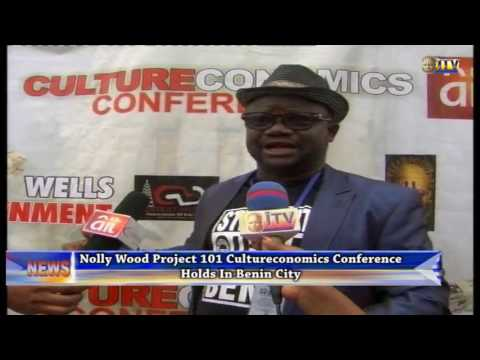 Nollywood Project 101 Culture Economic Conference holds in Benin