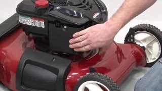 Briggs & Stratton - Tune Up Your Push Lawn Mower Engine