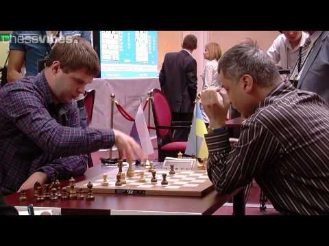 World Rapid Chess Championship 2012, Day 1