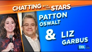 "Patton Oswalt & Liz Garbus Chat ""i'll Be Gone In The Dark"""
