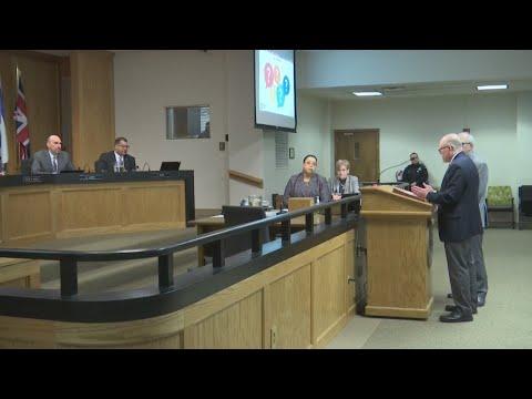 Public Health Dayton And Montgomery County Discusses Coronavirus At Dayton City Commission