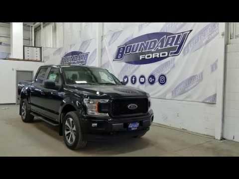 2019 Ford F-150 STX W/ 2.7L EcoBoost Overview | Boundary Ford