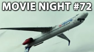 "Plane Flying Upside Down!? -- ""FLIGHT"" Movie Review"