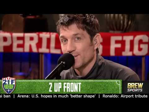 2 Up Front - Milwaukee Torrent News (Andy Davi), FC Kansas City (Shea Groom)