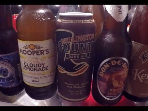 Vlog | SO MUCH DARK DELICIOUS! | Wellington County Dark Ale [Daily Drink #291]