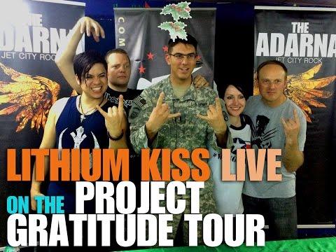004 - Lithium Kiss - Project Gratitude Tour 2015