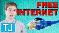 How to Get Free Internet