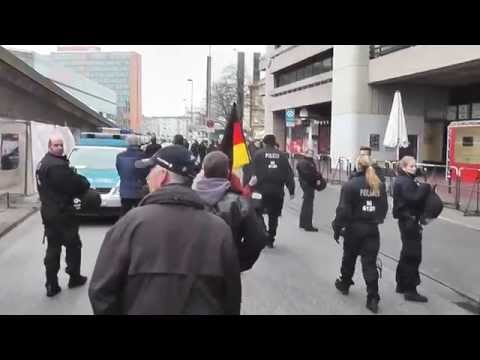 Polizei in Hannover: