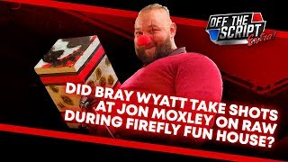 Did Bray Wyatt's Firefly Fun House THROW SOME SHADE AT AEW & JON MOXLEY?