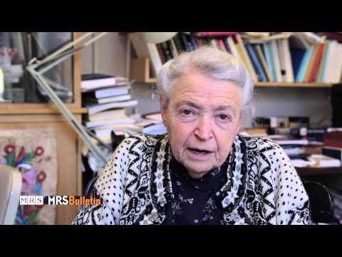 MRS Bulletin Interviews Mildred S. Dresselhaus-Graphite to Intercalation Compounds