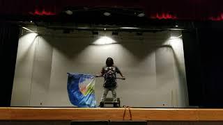 Flag warm-up videos(2)