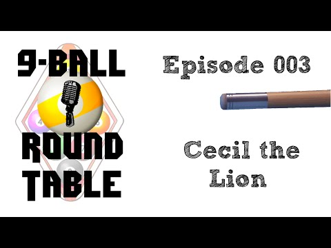 Podcast Episode 003- Cecil the Lion