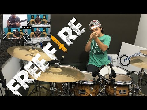 Free Fire (Pierre Maskaro, Hiury Silva E Jp Oliveira) Banda Simone E Simaria