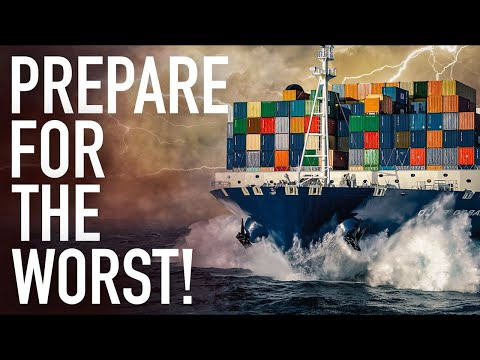 Supply Chains Brace For A Collapse As China's Busiest Port Shuts Down & Freight Rates Soar!