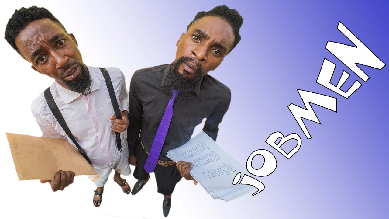 JOB MEN YawaSKits Episode 63